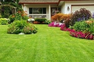 Front Image of Landscaping Job