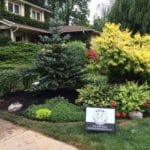 Image of Finished Front Garden